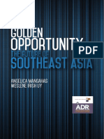 ASEAN's Golden Opportunity