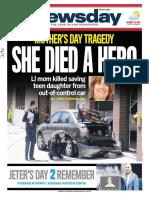 Newsday - May 15, 2017