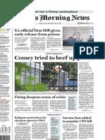 The Dallas Morning News - May 11, 2017