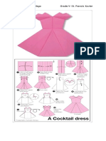cocktail dress.docx