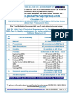 Readymade CE Mark Documentation Kit for steel structure - Manual, Procedures in English