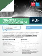 FNF - Finanças Para Não Financeiros