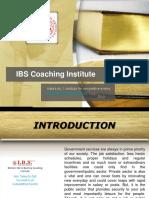 SSC Coaching