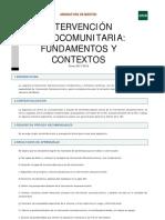 ISC Fundamentos y Contextos