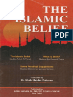 The Islamic Belief. Compilation