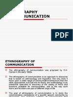 7 Ehnography of Communication