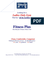 2017 Catalogue-  Fitness plus