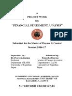 Sumedha Report
