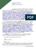 Legea Finantelor Publice Locale - Actualizata 2013