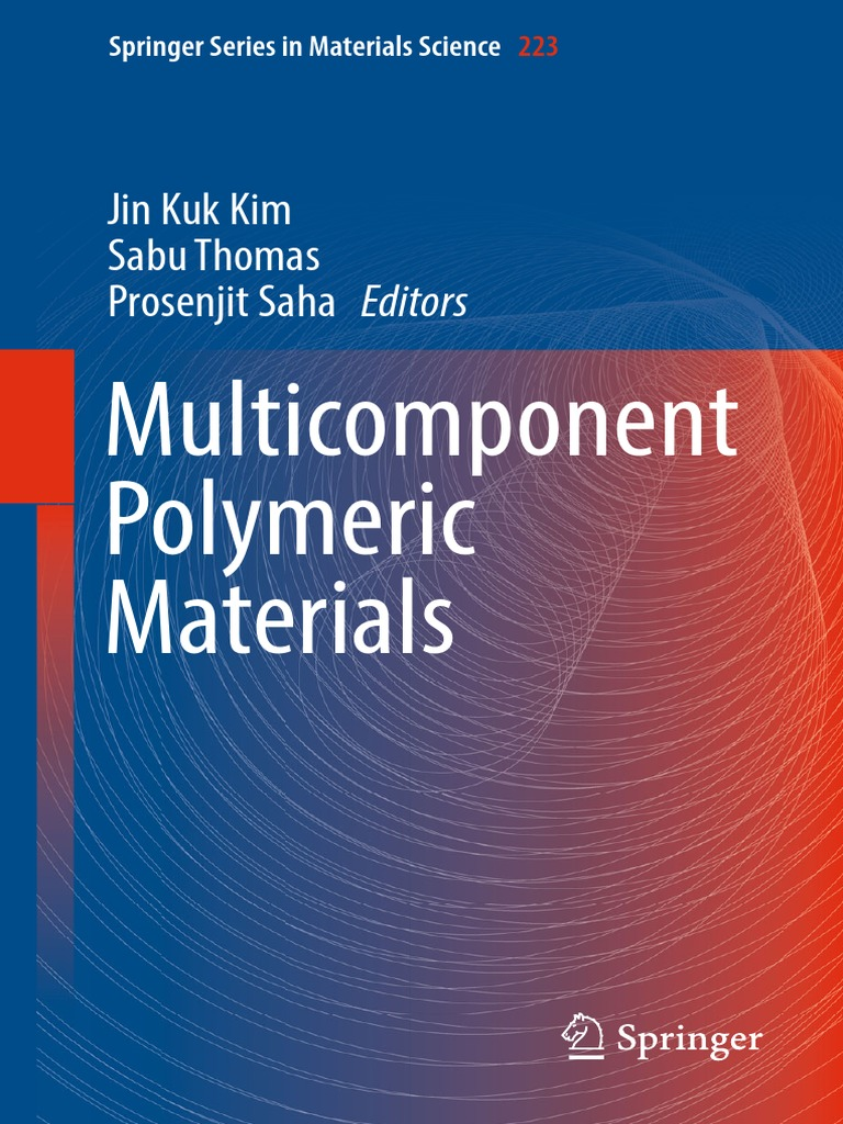 Multicomponent Polymeric Materials 2016pdf Thermoplastic Polymers Wilo Mhi 203e Pompa Air Multistage Stainless Steel