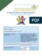 Diario Di Apprendimento-romeo-modulo 6