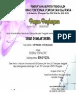 Piagam FLS2N 2017