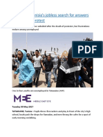 Tataouine Tunisia's jobless search for answers after deadly protest.docx