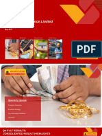 Manappuram Finance Investor Presentation