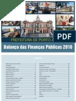 Balanco Finacas 2016