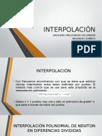 INTERPOLACIÓN (1)