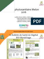 Rencontres Ecophyto Melon 2016