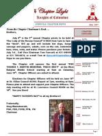 Suffolk Chapter Newsletter June 2017