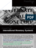 international monetary system part 1