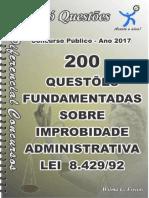 1711_IMPROBIDADE ADMINISTRATIVA-apostila amostra.pdf