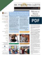 Historic Philadelphia Gazette - June2017