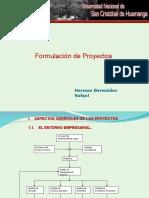 Clase 1 Formulación de Proyectos