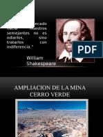 Ampliacion de La Mina Cerro Verde