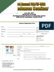 Florida Seed Association - 33rd Seminar Reg Form
