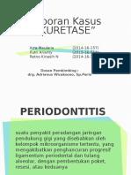 PPT Kuretase Periodontal - Enokinasih
