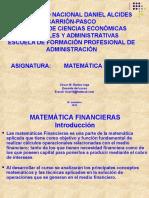 Diapositiva Interes Simple Mat Financ. 2015