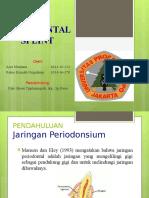 PPT Splinting Periodontal - Enokinasih