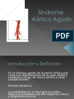 Sindromes aorticos agudos