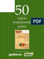 50 de Retete Traditionale Cu Paste Hutto-fragment
