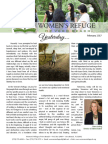 WR Newsletter Feb 2017