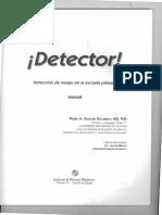 Detector de Riesgo en La Escuela Primaria