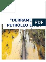 Derrame de Petróleo en La Amazonía 2016