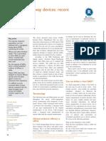 Supraglottic Airway Device-Review Article 07Apr2014