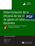 Determinacion de La Eficacia de Las Vitrinas de Gases SANCHEZ MURILLO PABLO