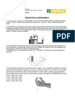 Exercicios Hidraulica - Novo
