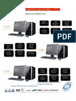 Promocion de PC 2011