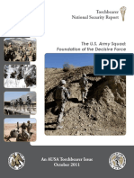US Army Squad - Foundation of the Decisive Force