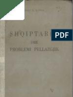 Shqiptaret dhe problemi pellasgjik - Spiro Konda
