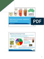 HPP Case Studies