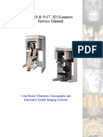 3D Scanners Service Manual Rev C