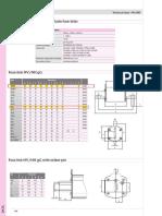 Páginas de Información ETI Dimensiones Fusible