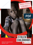 Save the Children End of Childhood Report 2017