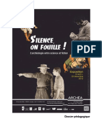 Silence on fouille