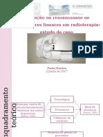 Avaliação da rentabilidade de aceleradores lineares em radioterapia