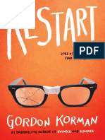 Restart by Gordon Korman (Excerpt)