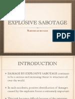 Ch 8 Sabotage